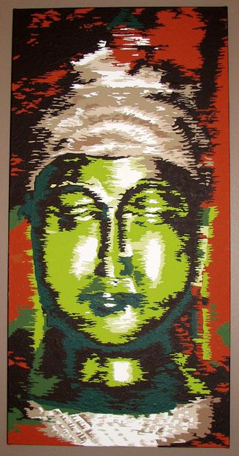 Buddha Blur